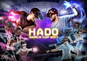 HADO WORLD CUP2017