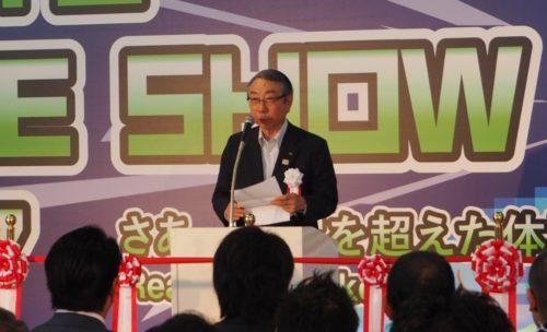 ジャパンコンテンツフェスティバル2017実行委員会委員長大谷信義氏