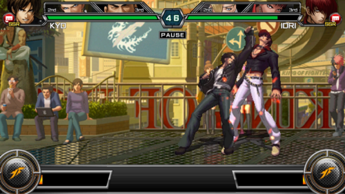 「THE KING OF FIGHTERS D~DyDo Smile STAND~