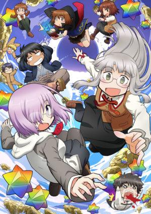 アニメ「Fate/Grand Order × 氷室の天地 ~7人の最強偉人篇~」