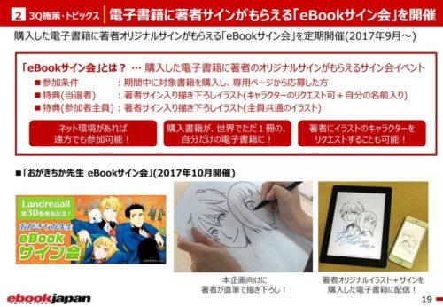 eBookサイン会