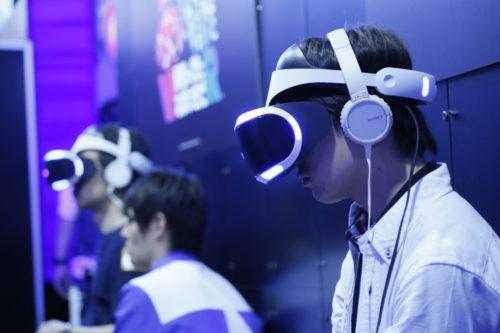 VR/ARコーナー