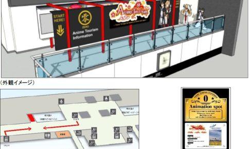 Anime Tourism Information