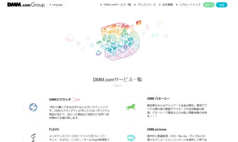 DMMキャッチ