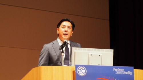 一般社団法人コンピュータエンターテインメント 会長 早川秀樹氏