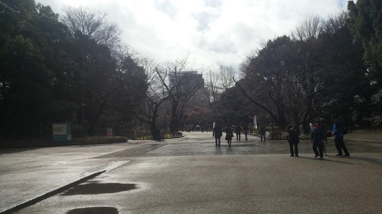 """上野公園"""""""""""