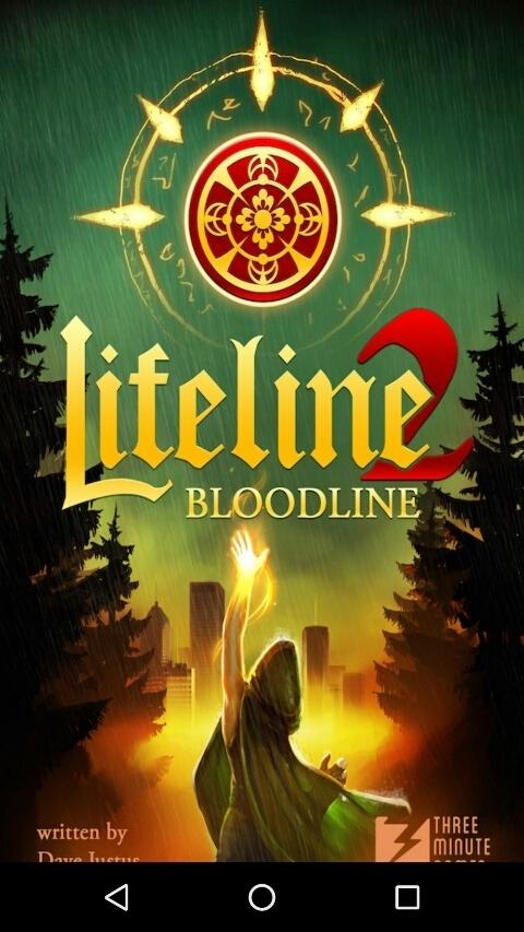 Lifeline...