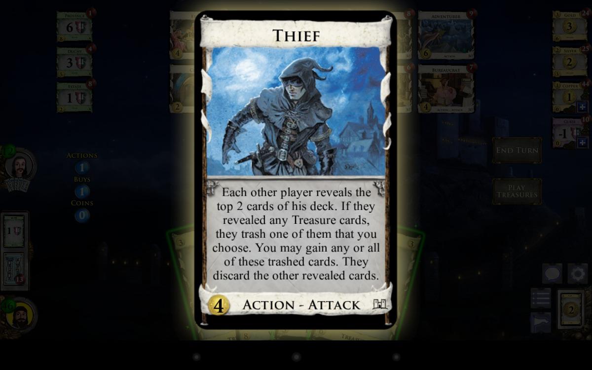 泥棒カード
