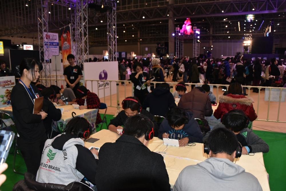 「パズドラ インターナショナル チャンピオンシップ」最終地区予選大会