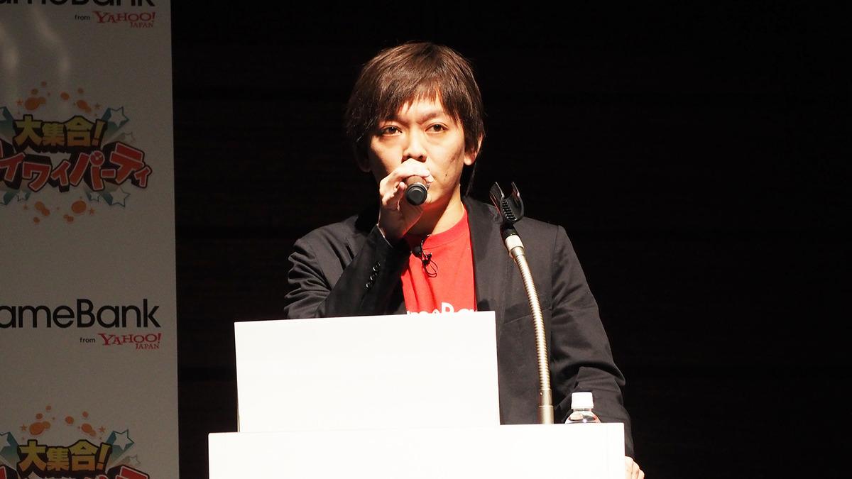 プロデューサー小倉氏