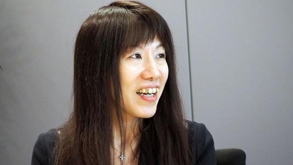 女性クリエイター対談 熊谷さん