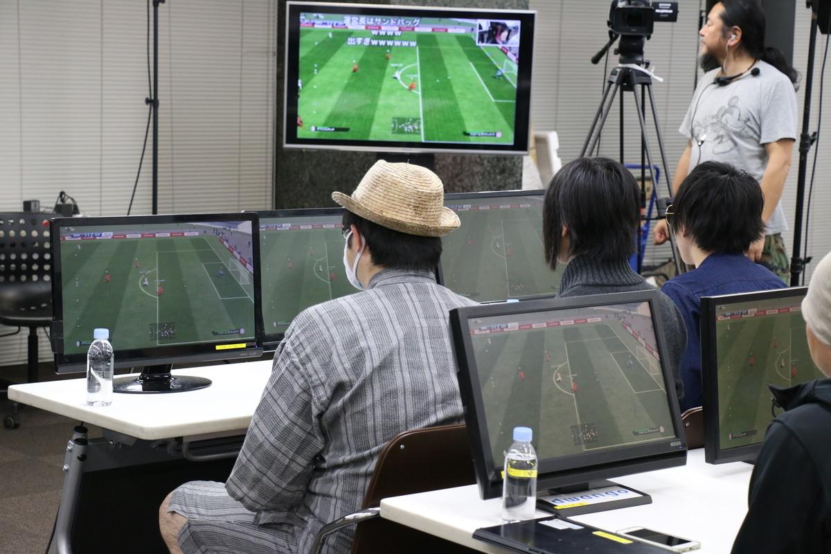 リアルサッカーゲーム3