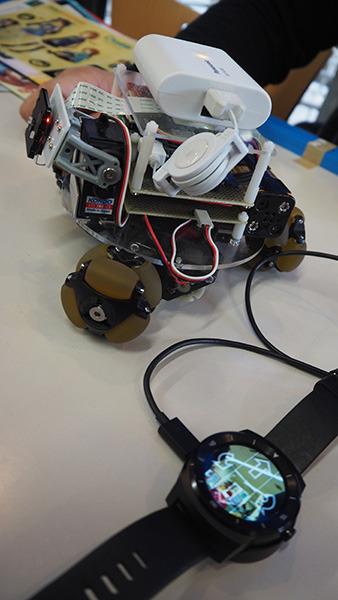 車型ロボット