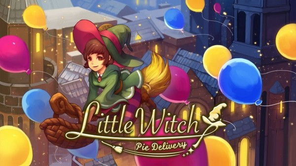 Little Witch Pie Delivery