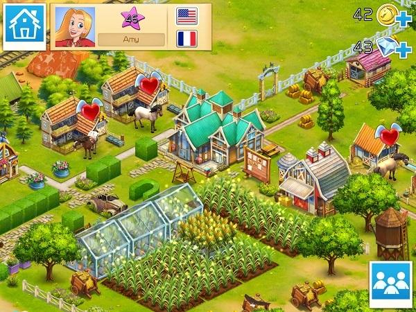 Horse Haven World Adventures(ホースヘイブン ワールドアドベンチャー)