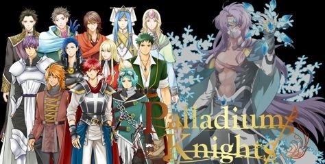 パラナイ~守護騎士 Palladium Knights~