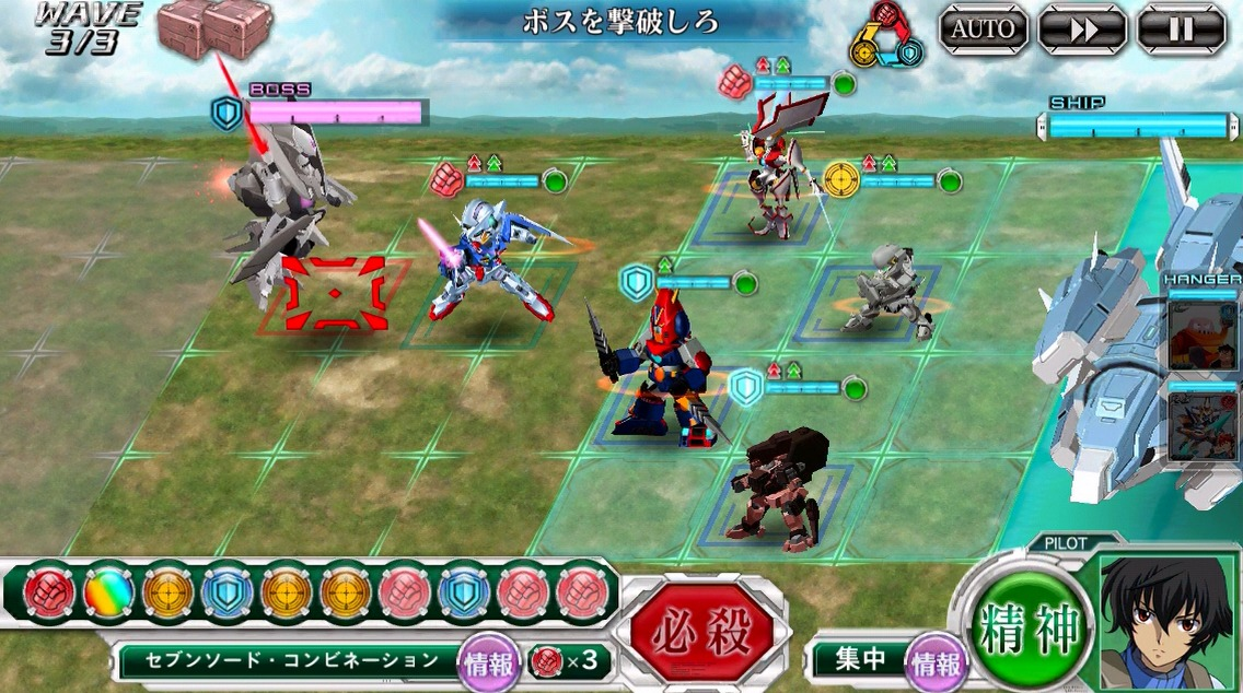 スーパーロボット大戦 X-Ω