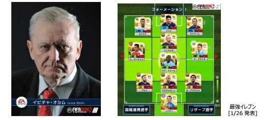 EA SPORTS FIFA ワールドクラスサッカー2016