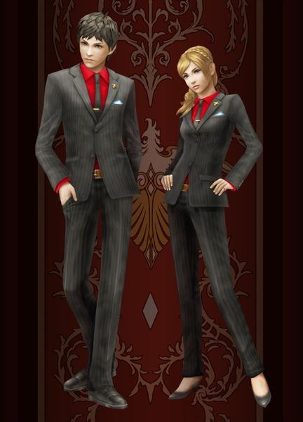 agitoクラススーツ