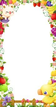 『チョコボのチョコッと農園』が『ガルショ☆』と コラボ