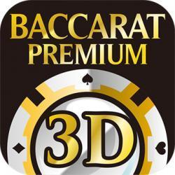 3D Baccarat Premium
