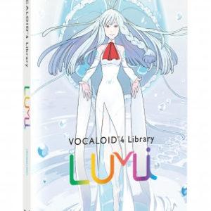 VOCALOID4 Library LUMi