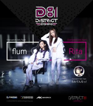 DISTRICT81 Gaming