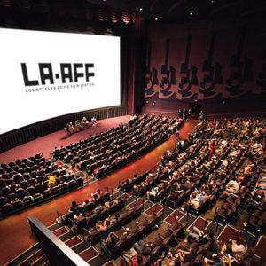 ロサンゼルスアニメ映画祭2018