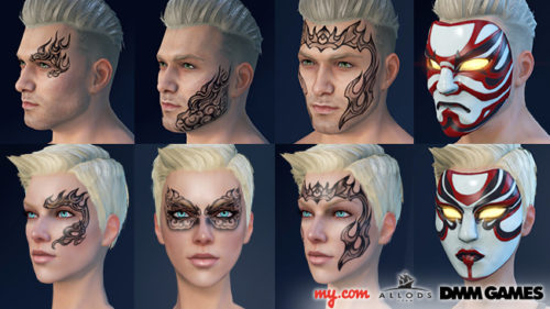 ※画像のタトゥーは開発中のものです。