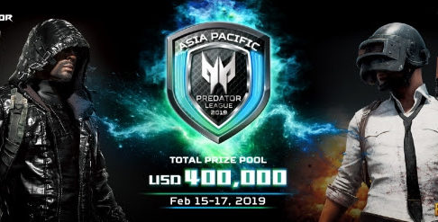 Predator League 2019 Asia Pacific