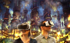 移動式VR映画館