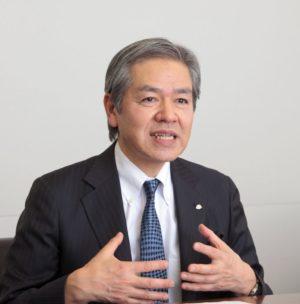 株式会社バンダイナムコホールディングス 代表取締役社長 田口三昭氏