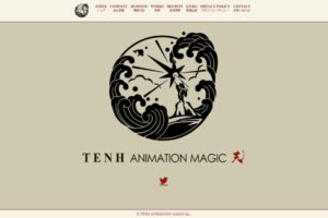 TENH ANIMATION MAGIC