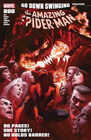 Amazing Spider-Man #800