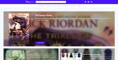 Hyperion Books公式サイト