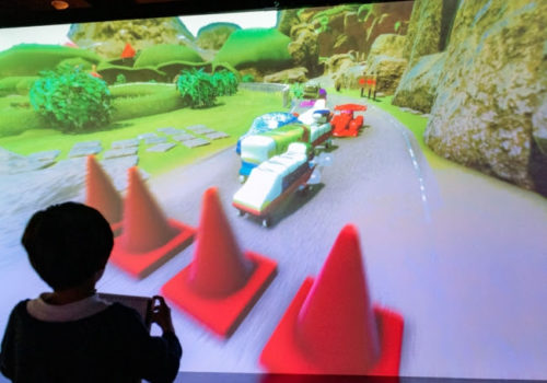 お絵かき3Dカーレース「SKETCH RACING」