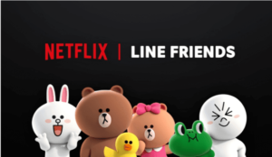 LINE BROWN&FRIENDS