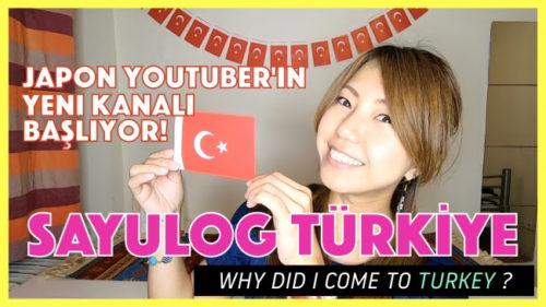 YouTuber Sayu