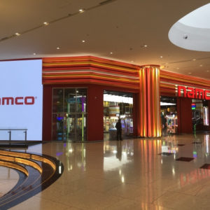 NAMCO Seawoods Grand Central
