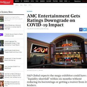 AMC 映画 アメリカ