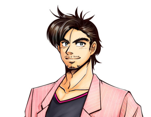 バーチャルタレントプロダクションPinkPunkPro 代表取締役社長 綿鍋太蔵(通称ナベさん)