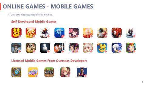 ネットイース モバイルゲーム