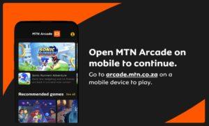 MTN Arcade