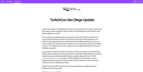 TwitchCon San Diego
