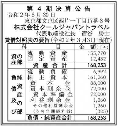 クールジャパントラベル