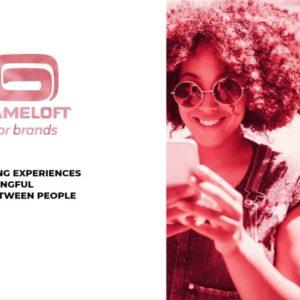 Gameloft for brand