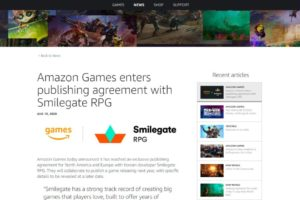 Amazon Games