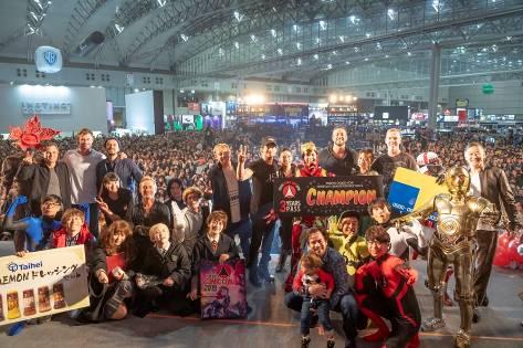 「東京コミコン2019」の様子