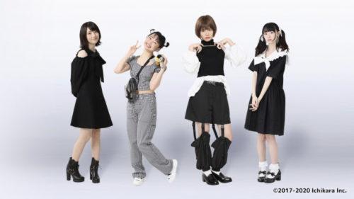 アイドルグループ「SLEE」