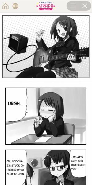 Manga Time KIRARA Comics